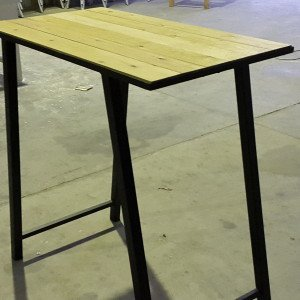 RECTANGLE HIGH TABLE
