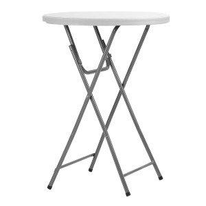 ROUND COCTAIL HIGH TABLE Ø80cm