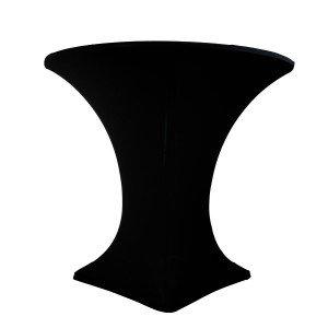 ROUND-SPANDEX-Ø80cm-BLACK
