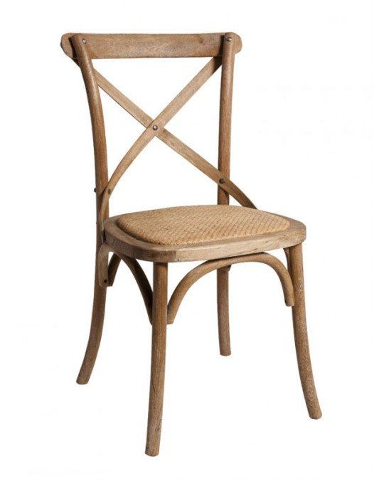 Crossback Chair-Wooden